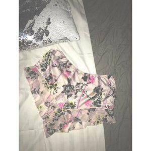 Victoria's Secret Satin Floral Pajama Bottom Sleep